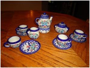 20141212 Polish Pottery